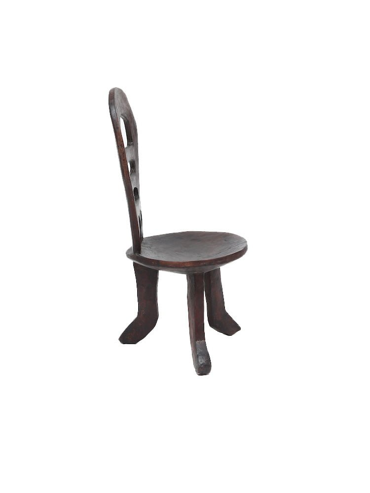 Old Small Jimma Chair