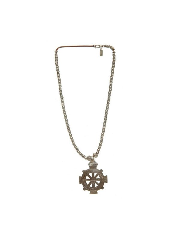 Axum Cross Necklace